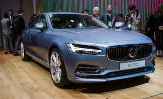 Volvo Sport Models Volvo S 2017 S90 Flagship Sedan Debuts In Detroit