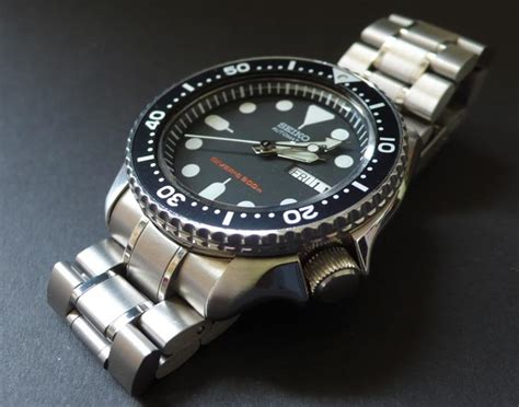Seiko SKX007K2 Diver?s Automatic Men?s Watch ? Men Watches