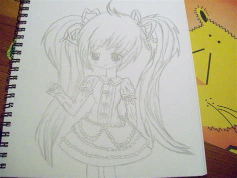 kawaii sketchbook sketch kawaii anime fan 34767747 fanpop