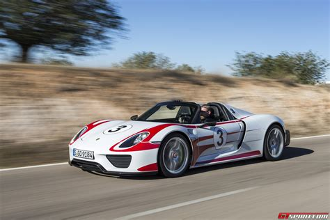 porsche supercar 918 two thirds of porsche 918 spyder production run sold