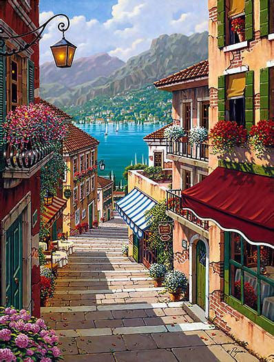 bellagio limited edition giclee print by bob pejman