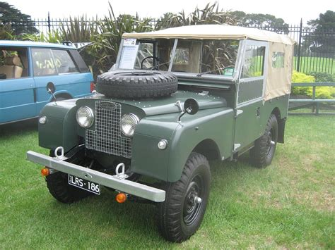 land rover 1940 land rover series wikipedia