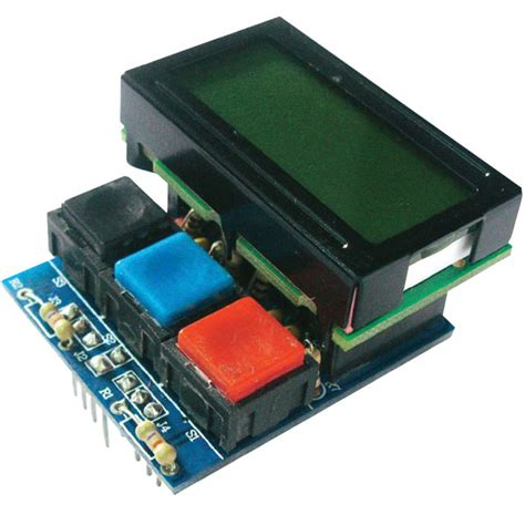 Wl V686g Parts Board For Display Part Parts arexx arx dsp30 asuro display rapid