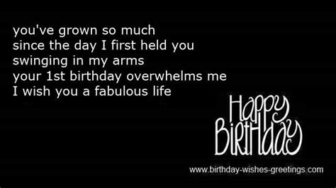 One Year Birthday Quotes 1 Year Old Birthday Quotes Quotesgram