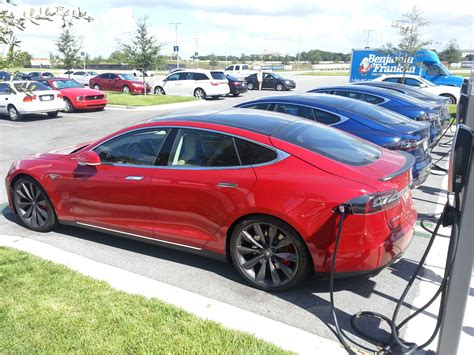 Cost To Charge Tesla 1 2 3 Tesla Model S Chevy Volt Nissan Leaf Top Us