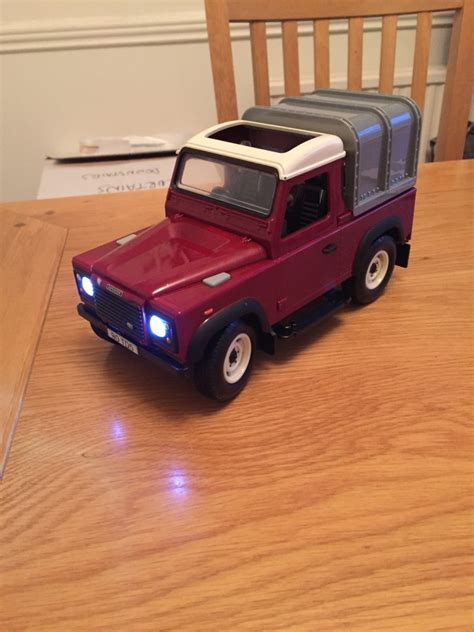 land rover britains review tomy britains big farm land rover discovery what