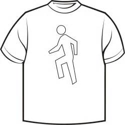 T Shirt Outline by Printable T Shirt Outline Clipart Best