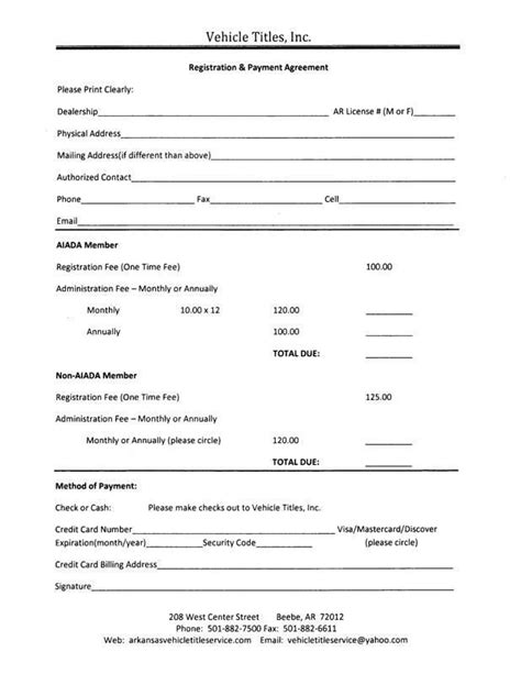 Car Payment Agreement Form Free Download Chlain College Publishing Free Car Loan Agreement Template