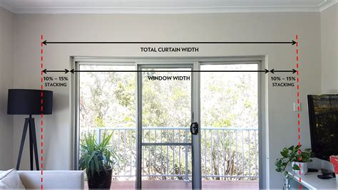 how to measure curtain rod width how to measure for curtains decorators market