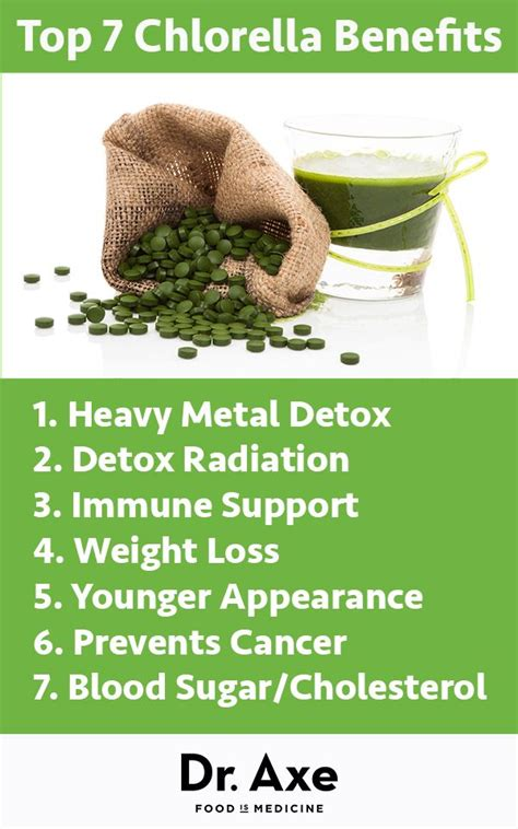 How To Detox With Chlorella by 7 Proven Chlorella Benefits And Side Effects 2 Is Best