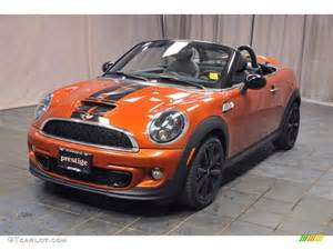 Mini Cooper Orange 2013 Spice Orange Metallic Mini Cooper S Roadster