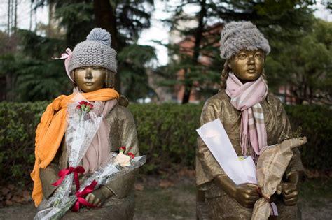 comfort women history video china comfort women history buried as brothels