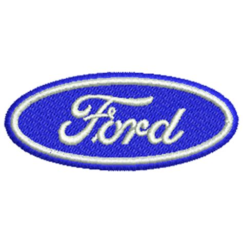 ford commercial logo ford logo 11365 stock embroidery designs for home and