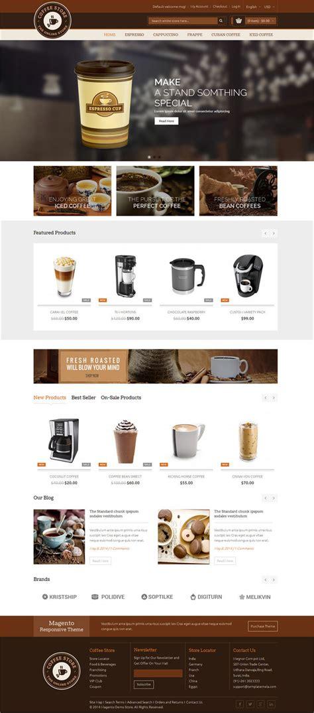 themes magento restaurant magento themes free premium templates