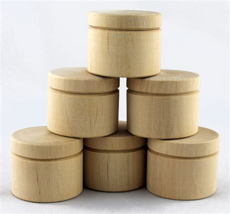 wooden wholesale lot 6 handmade blank unfinished small wooden boxes