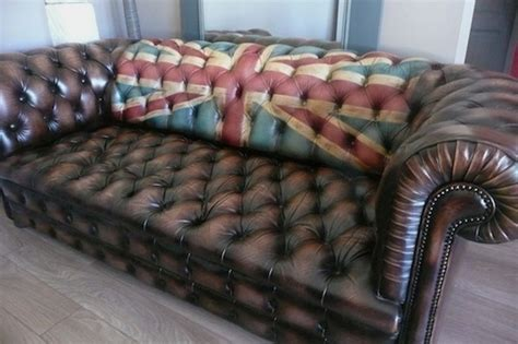 union chesterfield sofa vintage furniture la boutique vintage