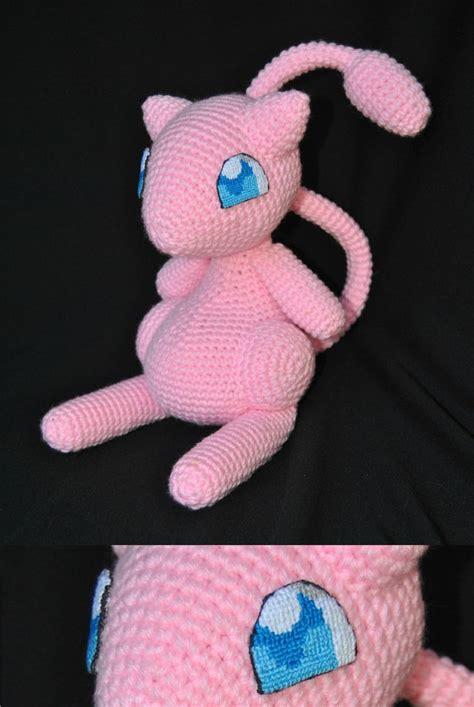 amigurumi mew pattern 151 best images about amigurumi pokemon on pinterest