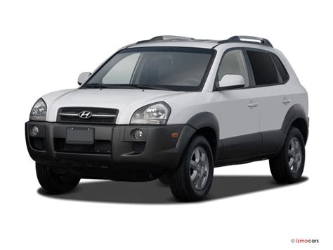2007 hyundai tucson prices reviews and pictures u s news world report