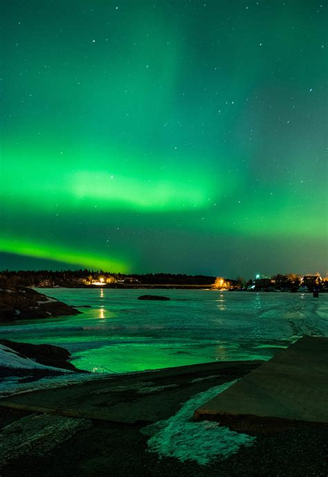 lights ontario amazing northern lights photos from the northwest
