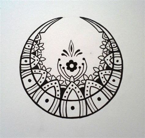 simple mandala tattoo best 25 simple mandala ideas on simple henna
