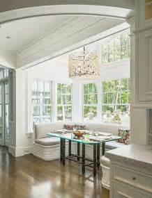 bay window breakfast nook designing traditional indoor outdoor spaces old house