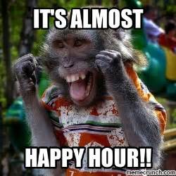 Monkey Meme - excited monkey