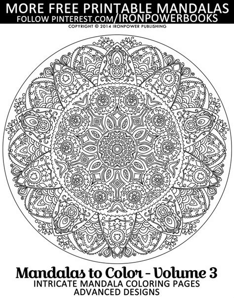 876 Best Images About Basic Mandala On Pinterest The Awesome Mandala Coloring Pages