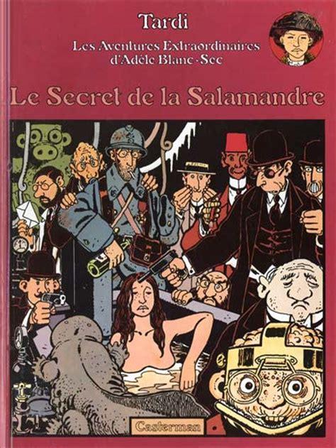 libro les aventures de buck ad 232 le blanc sec les aventures extraordinaires d 5 le secret de la salamandre