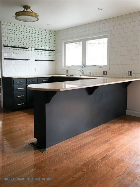 floating shelves for kitchen how to install heavy duty floating shelves for the