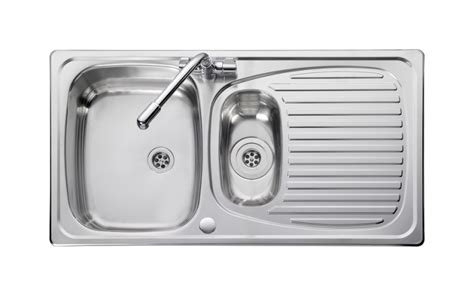 leisure glendale 1 bowl sink sinks kitchen accessories leisure euroline el9502 1 5 bowl 1th stainless steel inset