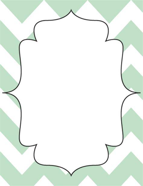 chevron binder cover templates adventures with firsties mint green chevron open binder