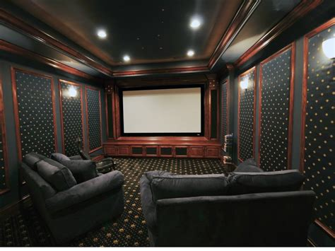 soundproof  home theater room quiet curtains blog