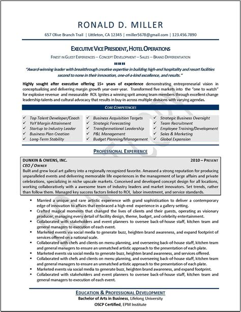 resume for account executive sales