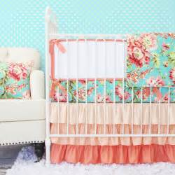 Our brand new shabby chic rose baby bedding set has several beautiful