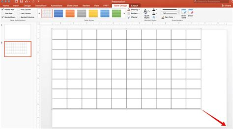 powerpoint layout grid gridlines in powerpoint 2016 for mac