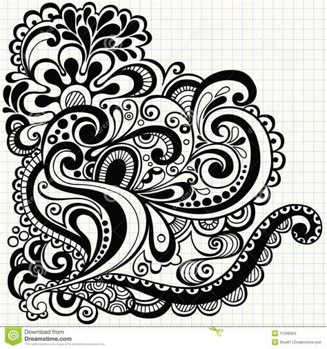 free vector doodle swirls doodle swirls vector stock images image 11298564