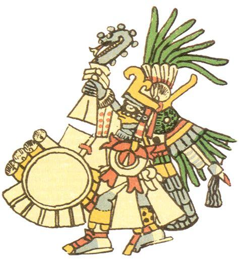 il dio supremo degli incas aztec gods aztec gods