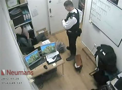 giving head in bathroom police officer caught on camera punching woman suspect