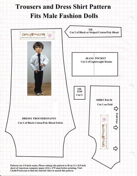 pattern for ken clothes 89 best ken doll clothes patterns images on pinterest