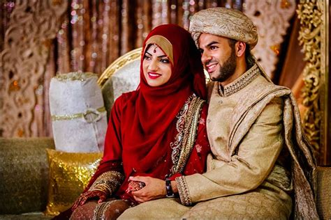Muslim traditions for marriage