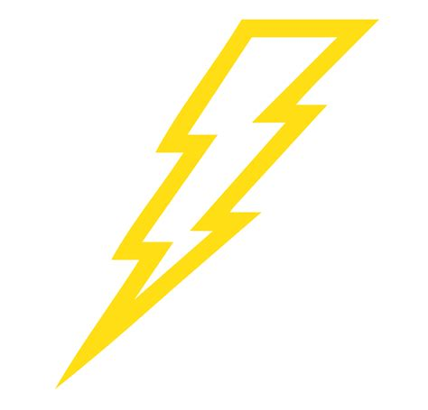 Lightning Bolt In Lightning Bolt Clip Cliparts Co