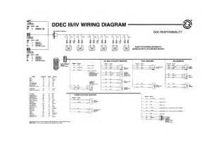 detroit series 60 ecm wiring diagram detroit free engine image for user manual