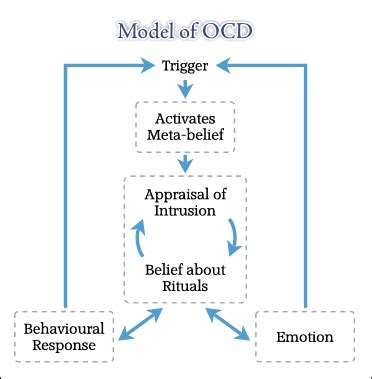Model Of Obsessive Compulsive Disorder Therapy
