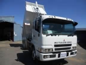 Mitsubishi Truck Usa Used Mitsubishi Fv517 Dump Trucks Year 1998 Price