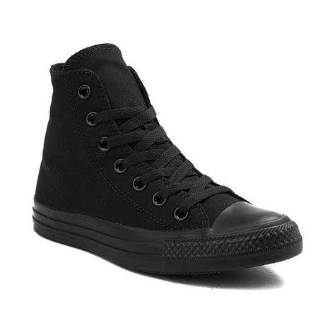converse chuck all hi mono sneaker black