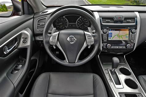 nissan altima 2015 interior 2015 nissan altima reviews and rating motor trend