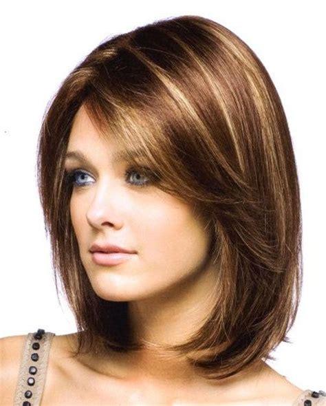 medi length hair cuts photo gallery of cute medium short hairstyles viewing 15