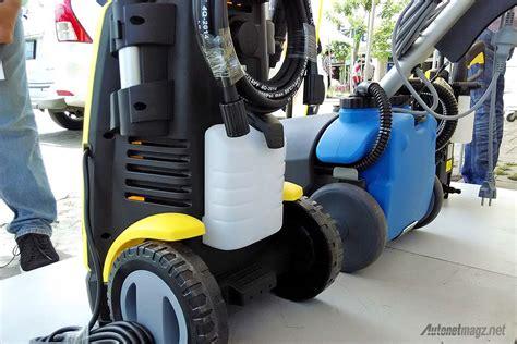 Alat Cuci Motor Low Watt krisbow luncurkan 4 alat cuci steam rumahan autonetmagz