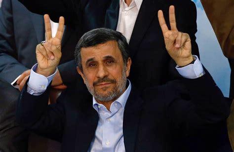 iran president mahmoud ahmadinejad ahmadinejad filing for iran s presidency why it matters