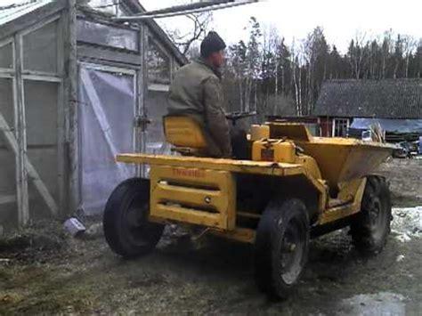 betongmoped thwaites dumper petter thwaites nibus with petter ph 1 diesel 1 cyl